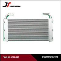 OEM Standard Hydraulic Oil Cooler/Water Radiator ZAX210-3 Manufactory For Sale