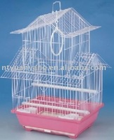 wire bird cages The New design commerical best material rare vintage bird cage