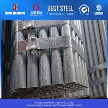 trade assurance supplier 2 inch pre galvanized steel pipe dn50 pot dipping galvanized tube