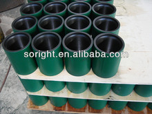 API Coupling for oilfield pipes