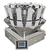 2015 SW-M Series High Accuracy Auto Multihead Combination Weigher