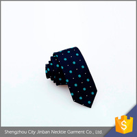Fast delivery custom logo Personalized Polyester silk tie