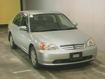 2002 HONDA CIVIC ferio Sedan RHD Used Japanese Cars
