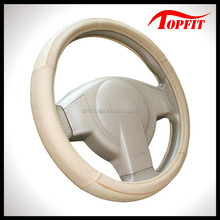 Hot Selling Genius Leather Silicone Steering Wheel Cover