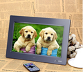 Wholesale LCD Digital Photo Picture Frame MP3 Video Panel Display Playback With 10 Inch Screen