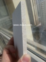 Vogue 10Mm White Glass Fiber Fireproof Interior Wall Panel