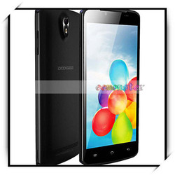 Doogee DG330 5.0MP MTK6582 Quad Core 5 Inch Mobile Unlocked Phone Black