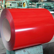 Best price 0.18-1.0 mm cold rolled Prepainted PPGI steel coil from China reliable manufacturer