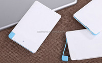 Power Bank 2600mAh, Ultra Thin Power Bank for iPhone, xiaomi, huawei