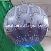 decoration ball wedding table decorations LED light parade float decorations