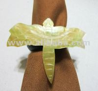 Mother of Pearl Napkin Ring
