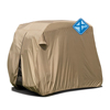 Outdoor weather protection waterproof -passenger golf cart storage cover