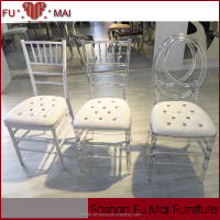 Cross Back special wedding furniture appearance crystal acrylic chair,appearance clear acrylic chair