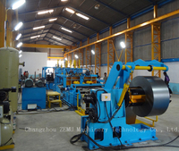 Transformer Corrugated Wall Tanks Manufacturing Line