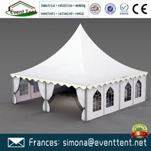 Practical Outside pvc roofing materail gazebo party tent for outdoor wedding event for sale