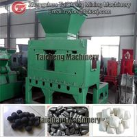 Good lubrication system hydraulic iron fine powder ball press mill with European standards