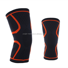 Alibaba Factory Sports Safety Spandex Breathable Elastic Knee Support Wraps with Best Price