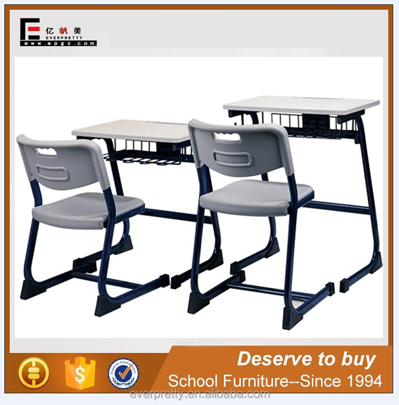 School furniture dubai heavy-duty plastic party chairs and table