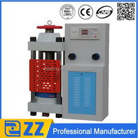 HST-Y2000S LCD Display Manual Concrete Compression Testing Machine /Cement stone brick used Compression testing