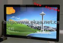 Big size 84inch all in one pc touchscreen with 3DTV build in I3 dual core Ive bridge /4GB RAM /500GB DDR/win 8 system/camera