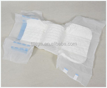 Ultra thin soft breathable diaper