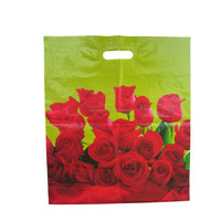 100% biodegradable plastic bags organza gift bag