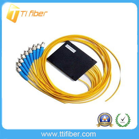 OEM price Fiber optic splitter PLC 1x8