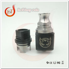 GLT Products hellboy rda atomizer transformer ecig electric smoking water vapor pipes
