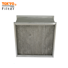 competitive price square type h13 h14 oil bath purifier hepa air filter