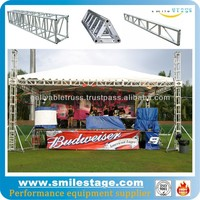 cheap Rack easy truss system with aluminum roof