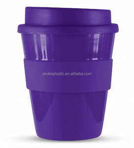AS4020 China Made High Technology Coffee Mug Rubber Lid