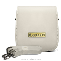 Fuji Fujifilm Instax Mini 25 Instant Polaroid Film Camera Case - White