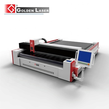High Temperature Industrial Fabrics Laser Cutter Machine (Gear-rack drive)