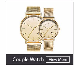 Cheap Guangzhou Water Resistant Branded Couple Watch