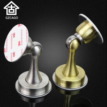 Bathroom door stopper stainless steel magnetic door holder