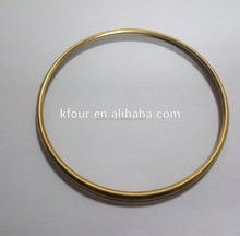 112mm Classical brass ring brass bezel for table clock wall clock