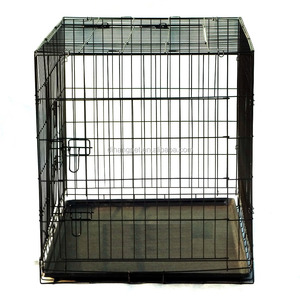 Foldable Dog Cage Singapore Sale Metal Pet Crate