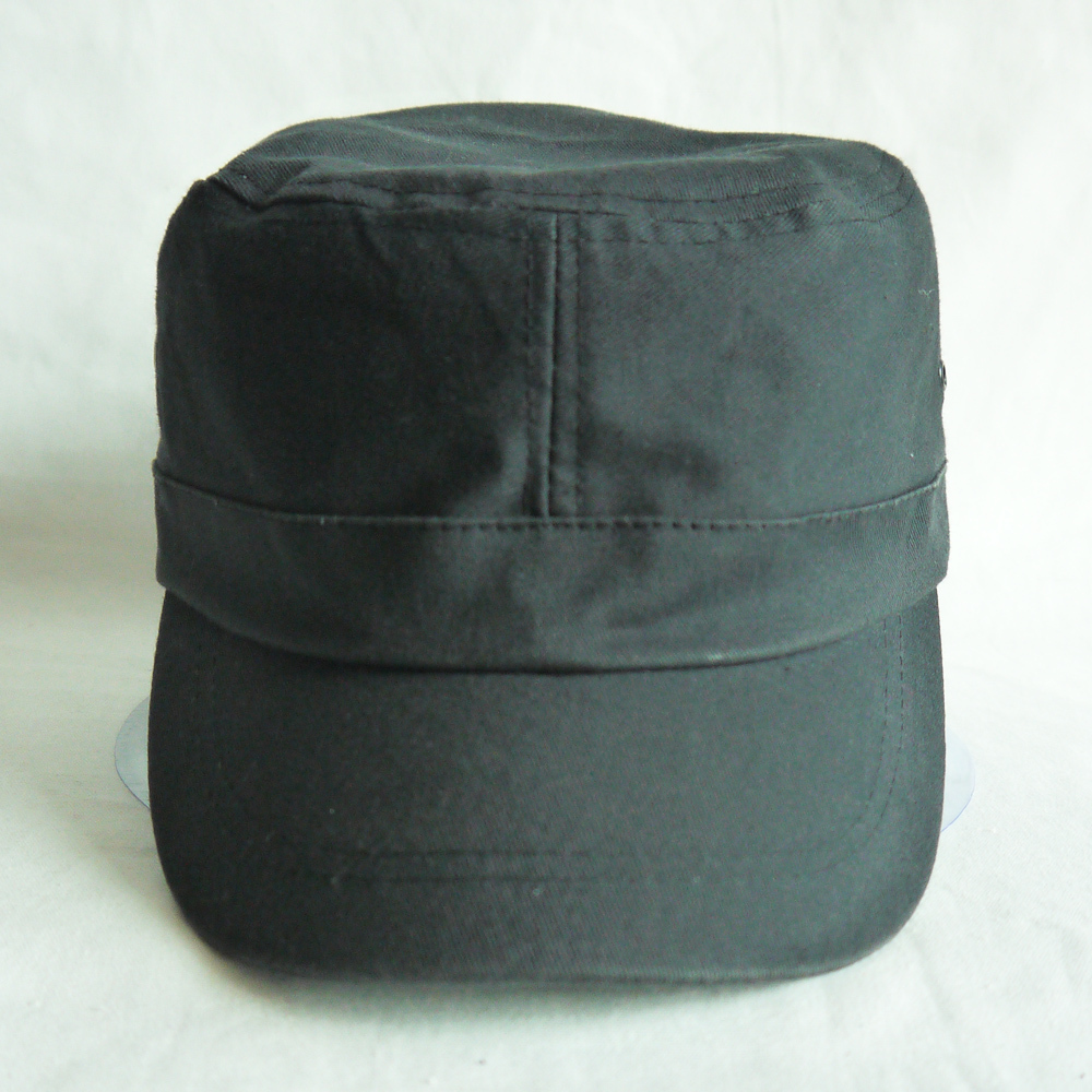 OEM customized sports cap army cap flat top military cap