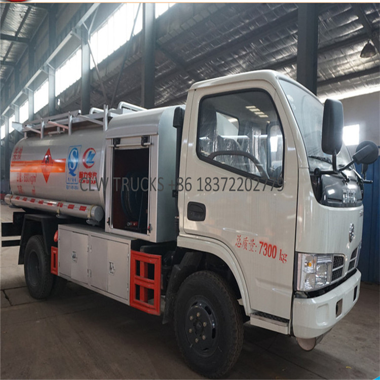 4x2 jet fuel bowser truck fuel dispenser for sale in kenya
