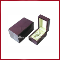 Seasonal MDF Wooden Perfume Packaging Boxes