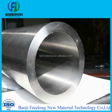 Incoloy 800 tube UNS N08800 alloy seamless pipe/tube ASTM B407