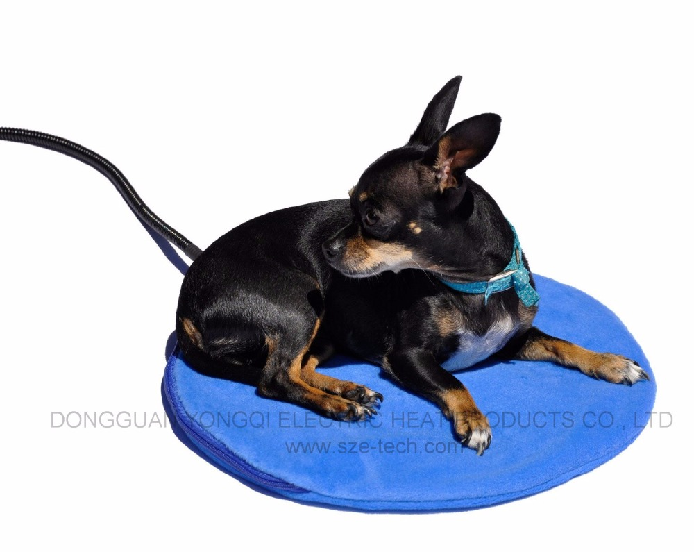 Waterproof Durable Auto on/off Heated Pet Pad, Dog Heating Pad