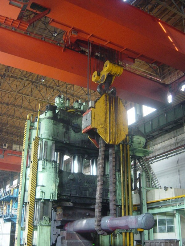 Cast Iron Foundry Machine Nucleon Casting Crane Price