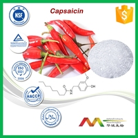 100% natural pure capsaicin oil with powder