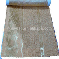 white jacquard polyester fabrics manufacturer drapery