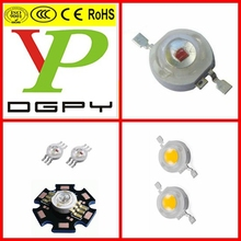 3 year warranty high power 3 watt led diodes
