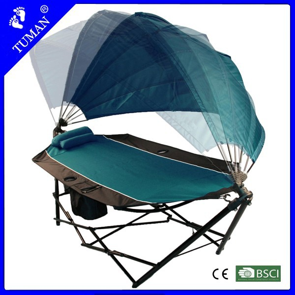 Patio Foldable Free Stand Outdoor Canopy Swing