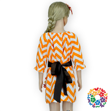 Baby Girl Autumn & Winter Dress Lively Party Dress Cute Dresses With Matched Sash And Hair Clip Set For Sale