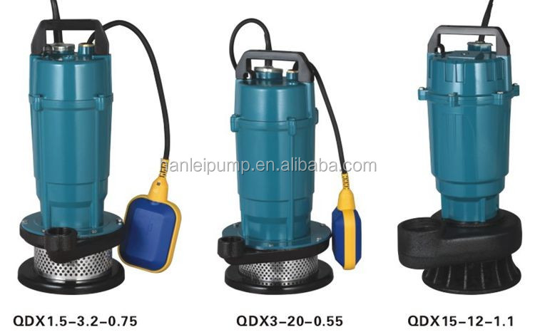 QDX sereis 0.37kw submersible sump water pump dealers in kenya