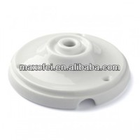 Maxofei New mould 100-105mm big porcelian ceiling plate ceiling rose